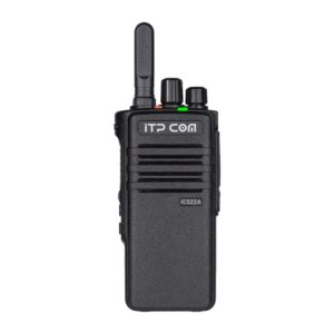 Radio bidirectionnelle PoC IC522A ITP COM, Android, Wifi, Bluetooth, GPS